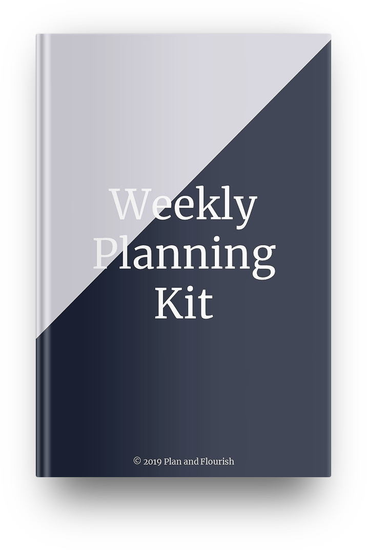 Weekly Planning Kit Freebie | Download Now