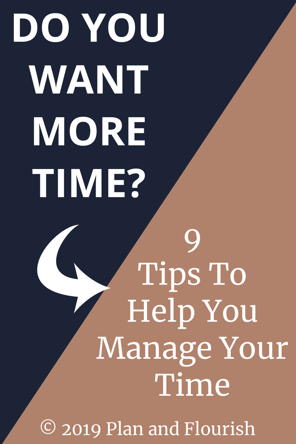 Get 9 tips to help you manage your time. | Read More Here