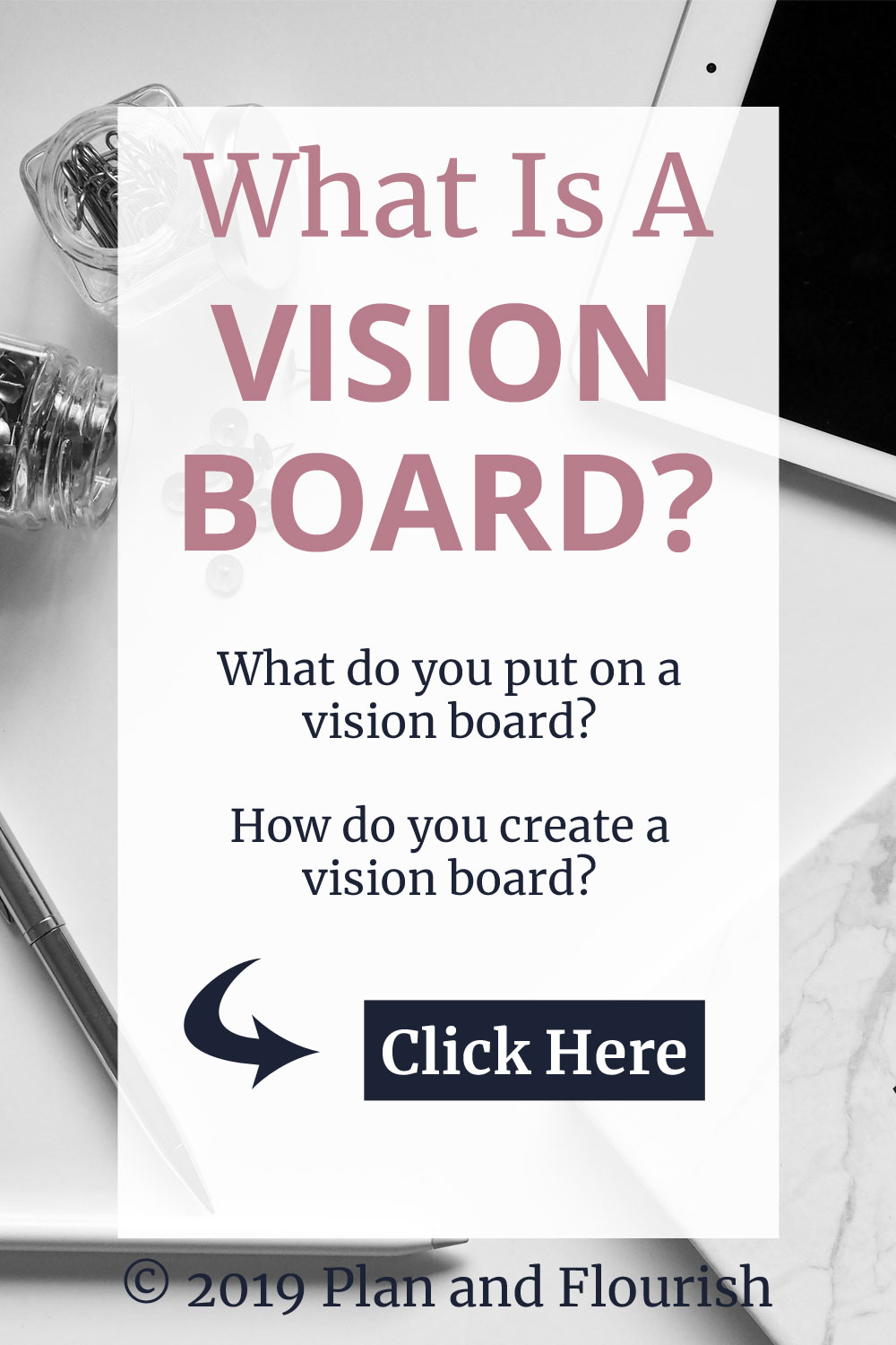 What Is A Vision Board
