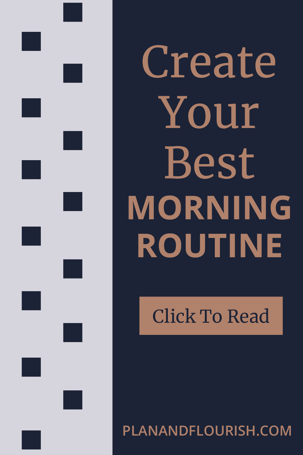 Learn how to create your best morning routine. | Read it now!