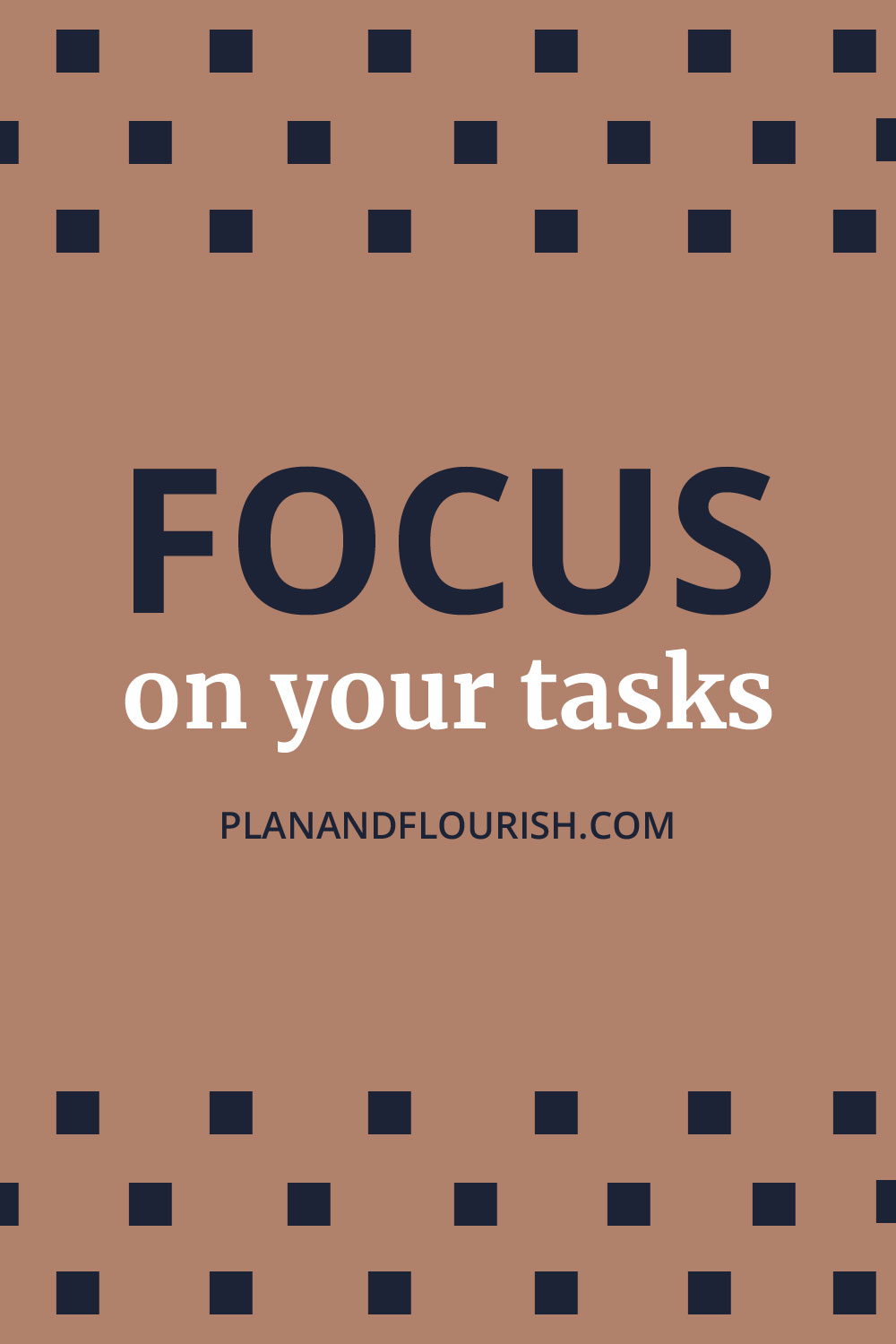Focus On Your Tasks | Click To Read