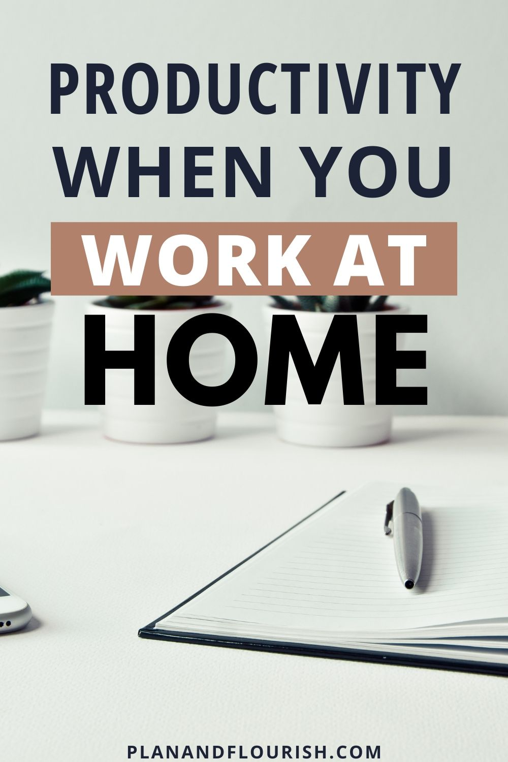 Productivity When You Work At Home | Click here to read!