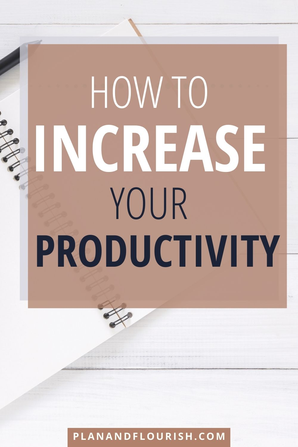 How To Increase Your Productivity | Find out now!